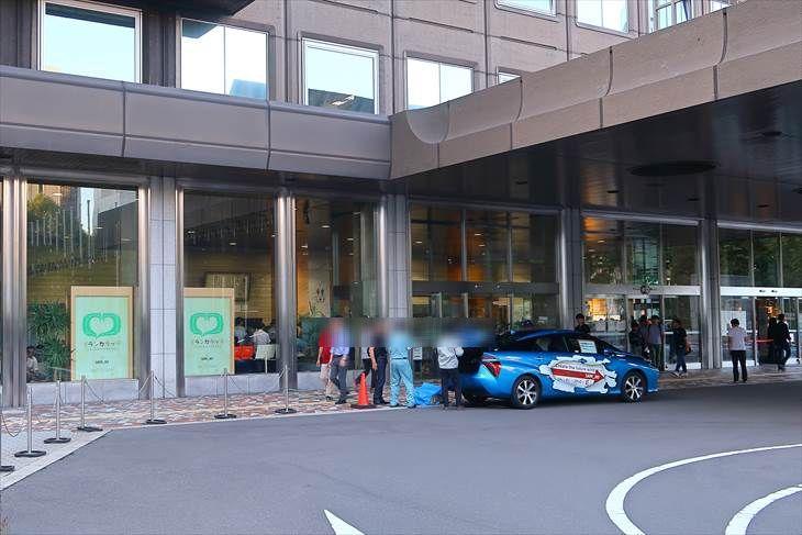北海道地震時の札幌市役所