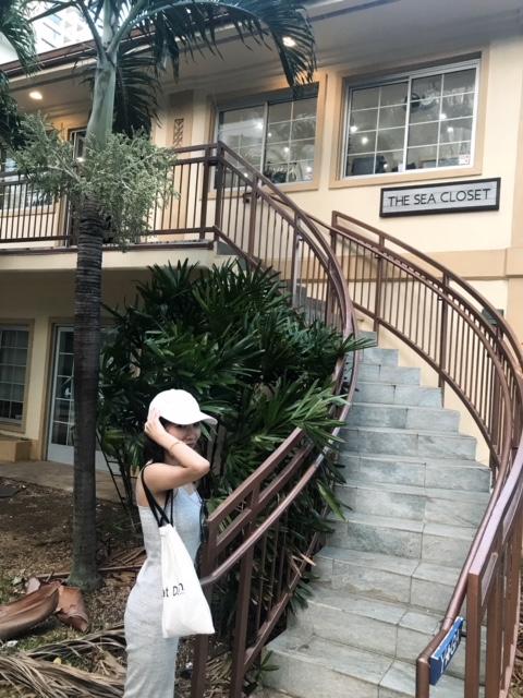 20180711063440 - ハワイは低身長女子でも幼くならずに着れる洋服が沢山あった!