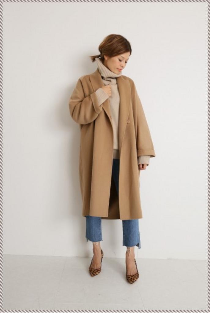 20180824075957 - 低身長女子におすすめの今年の2018年から2019年のコートは?