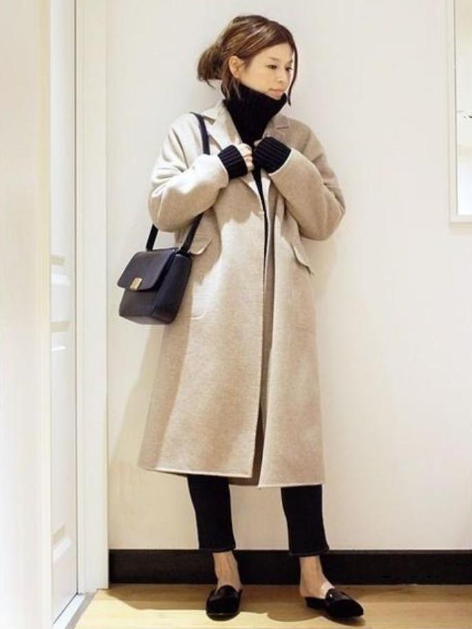 20180824080441 - 低身長女子におすすめの今年の2018年から2019年のコートは?