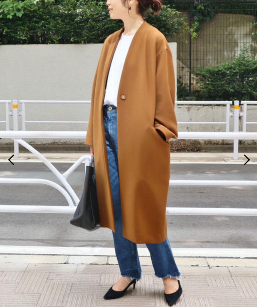20180824123356 - 低身長女子におすすめの今年の2018年から2019年のコートは?