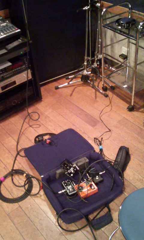 個人練@クラウドナインスタジオ登戸 でした。