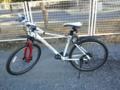 自転車買ったった