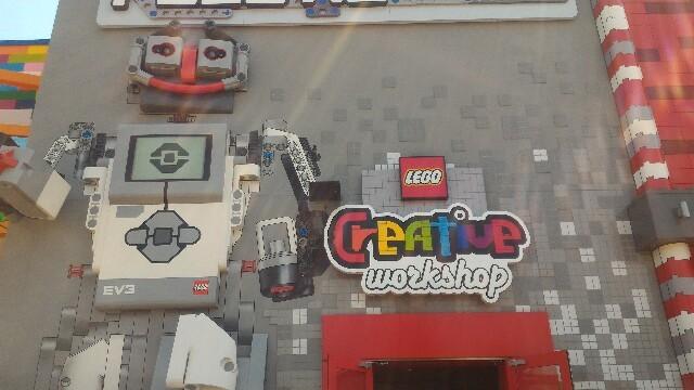 レゴ・クリエイティブ・ワークショップとロボティック・プレイセンターの予約