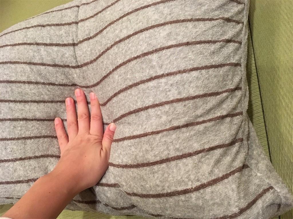 ニトリのホテルスタイル枕口コミ