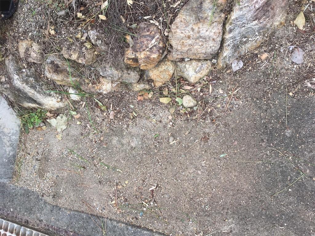 固まる土の劣化