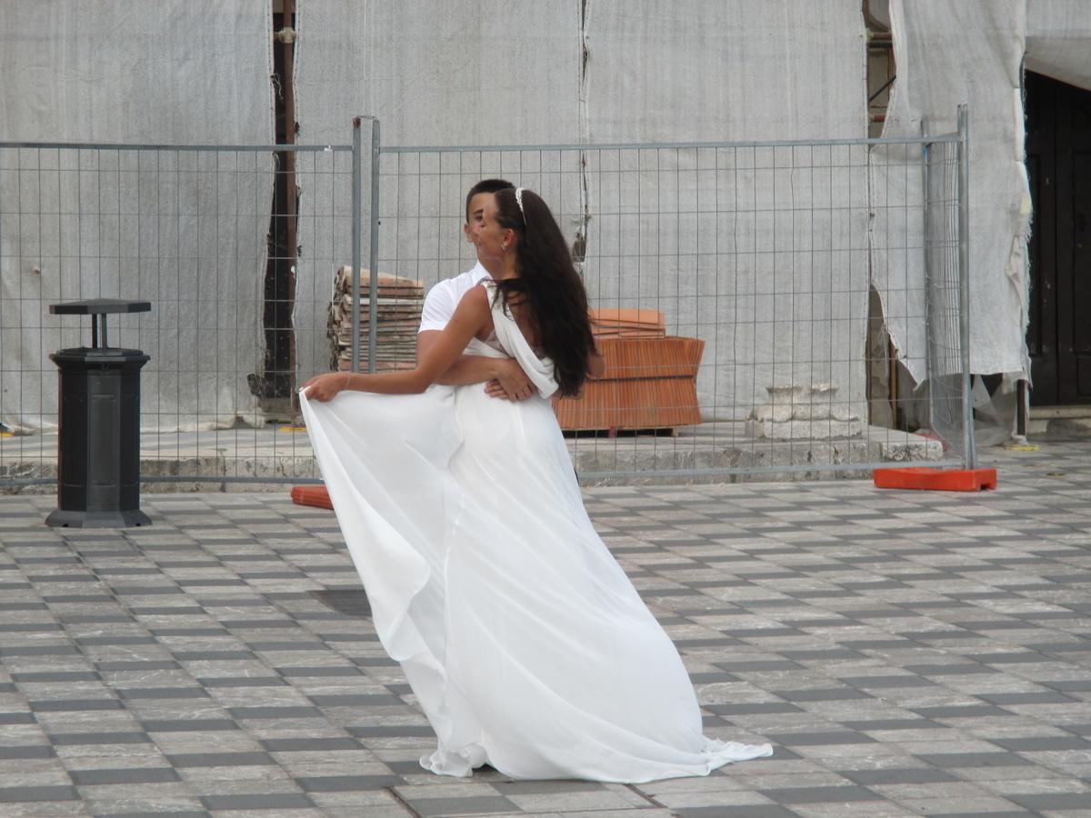 タオルミナ お嫁さんのダンス
