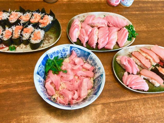 マグロ 大トロ 鮨その他