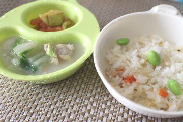 幼児食~1歳8か月