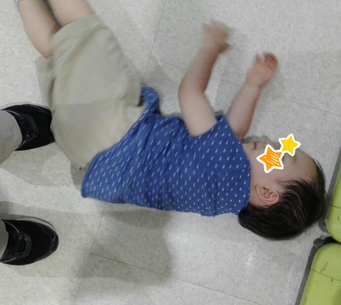 2歳5か月 魔のイヤイヤ期