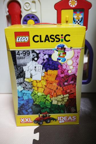 レゴブロック クラシック 10697