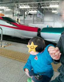 仙台駅 はやぶさこまち