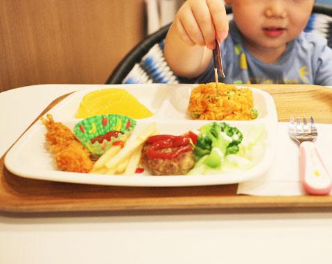 Vida Cafe 一関店 子供とランチ