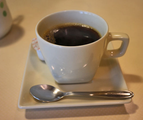 森の芽ぶき たまご舎 ブレンドコーヒー