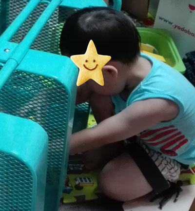 3歳 おもちゃの収納