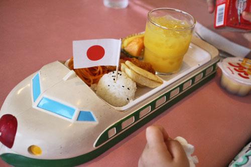 レストランあさひや お子様ランチ