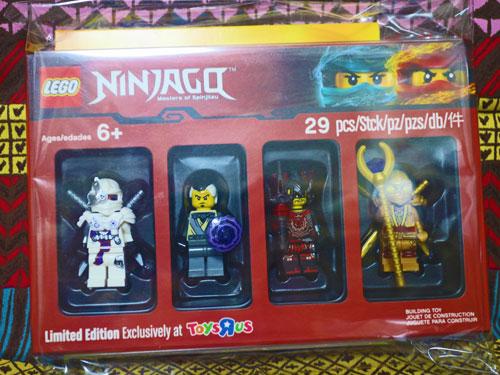 レゴ・ブロック 2017年ブロックトーバー レゴ・ニンジャゴーコレクション