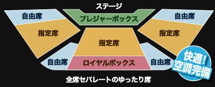 ポップサーカス仙台公演