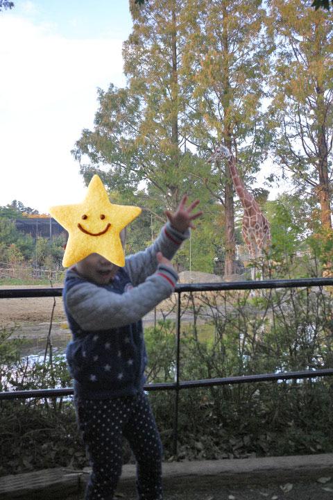 3歳8ヶ月 八木山動物園