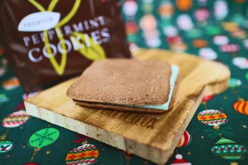 北見鈴木製菓のプレミアムペパーミントクッキー