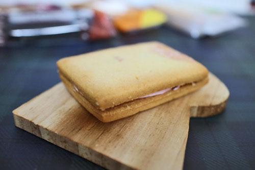中山製菓のクッキー