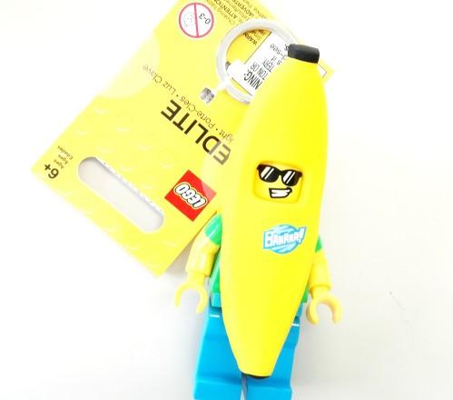 LEGO レゴ バナナガイ キーライト 【レゴレビュー】