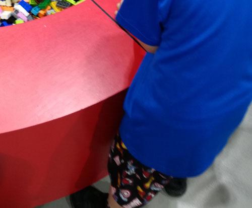 レゴパーク2019 レゴタワーバトル