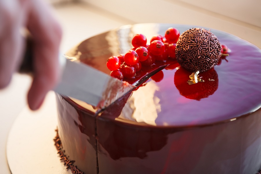 ケーキ,カット