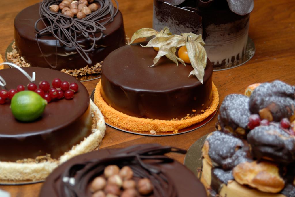 バレンタインケーキ,種類