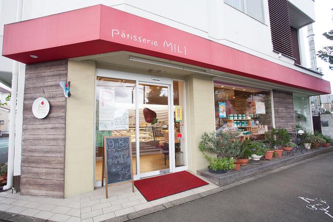 ミリー洋菓子店(Patisserie MILI)