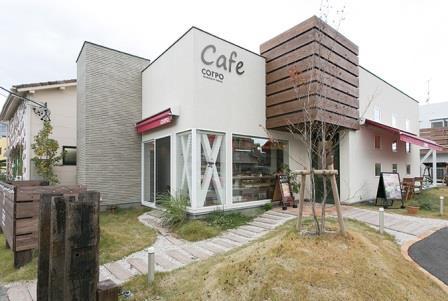 やさしいスイーツ カフェ コルポ(CORPO)2
