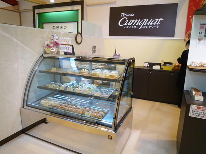 パティスリーコンクワート(CUMQUAT)平和台店2
