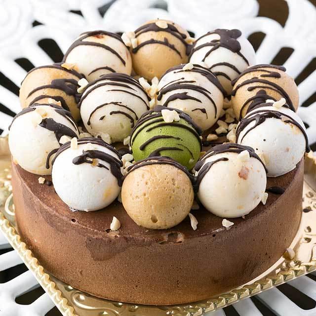 チョコレートのアネッロ(13.5㎝)