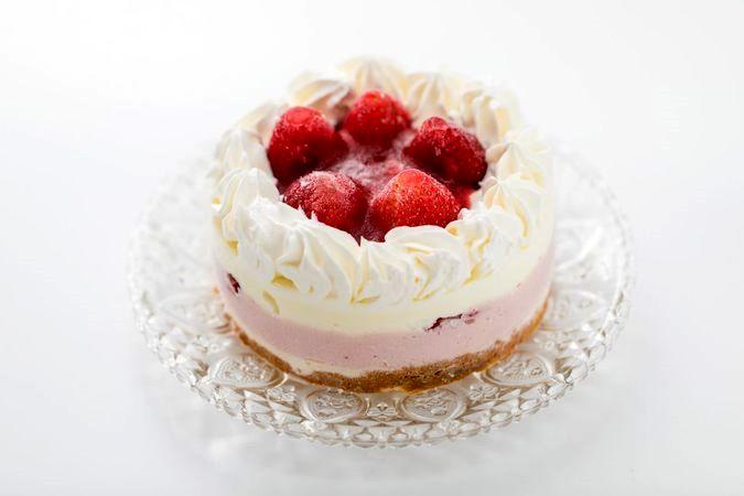 イチゴジェラートケーキ