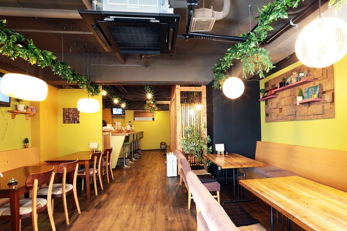 路のカフェ2