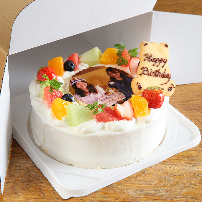 フォトケーキ