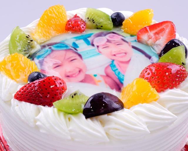 ≪スイーツガイド限定≫プリントケーキ