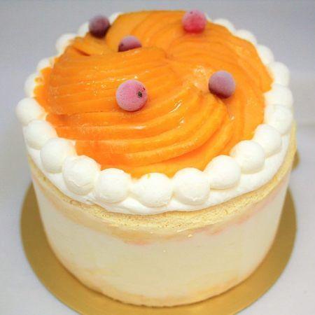 アイスケーキ ココナツマンゴー