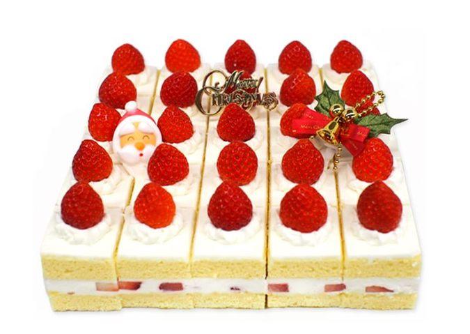 パーティ用カットケーキ 5×5×4㎝