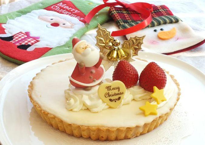 【クリスマス限定】ベイクドチーズ