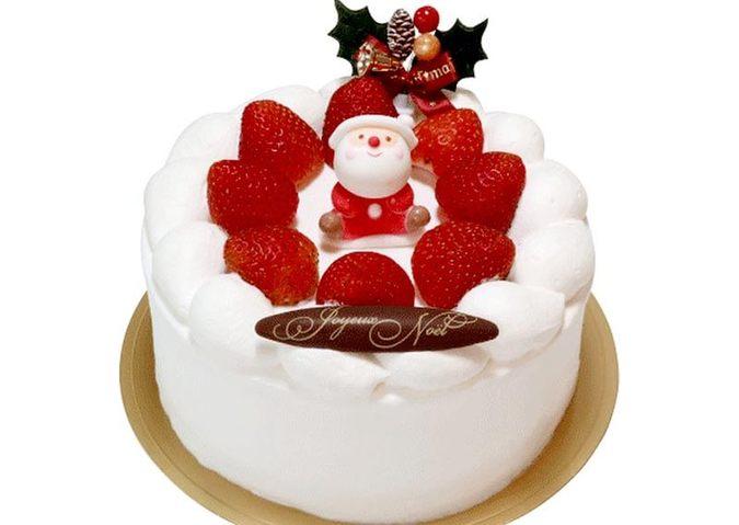 【クリスマス限定】クリスマス ショートケーキ