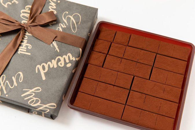 ≪バレンタイン限定≫VOILAの生チョコレート 36個入り