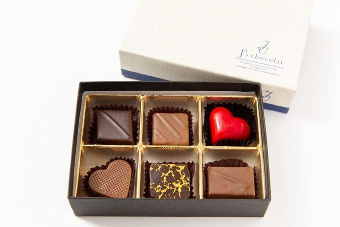 ≪バレンタイン限定≫J'sショコラ 6個
