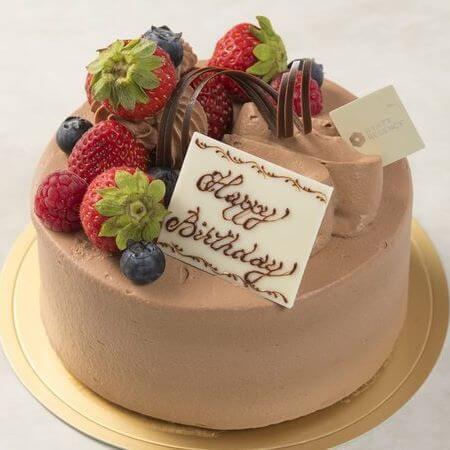チョコレートクリームケーキ