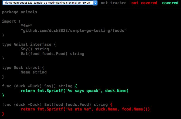 golangでtestingことはじめ 1 testingパッケージを使ったユニット