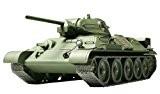 1/48 ミリタリーミニチュアシリーズ No.15 ソビエト 中戦車 T34/76 1941年型 (鋳造砲塔) 32515