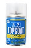 Mr.トップコートスプレー 光沢 B501