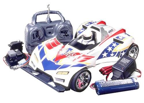 1/10 RCボーイズ四駆レーサーシリーズ ボルテックファイター フルセット