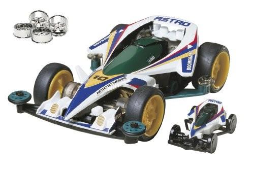 ミニ四駆限定シリーズ スーパーミニ四駆 アストロブーメラン (シルバーメッキホイール付き) 94961