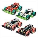 プライズ限定ミニ四駆バーニングサンヘリオス全4種